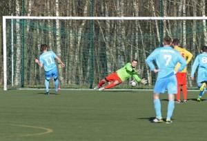 © D.Albrecht FC Anker hatte im Elfmeterduell die Nase vorn