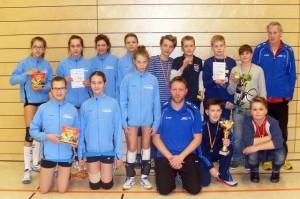 © Volleyball Nachwuchs Förderverein des Schweriner SC e.V.