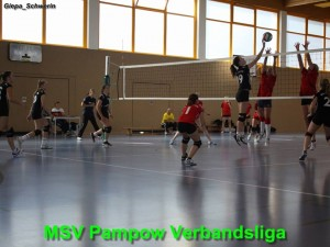 © MSV Pampow Volleyball