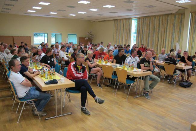 """© KFV Westmecklenburg Das """"Lütt Pütt"""" in Dargelütz war am vergangenen Sonntag gut besucht. Für die Saison 2015/2016 verfügt der Kreisfußballverband Westmecklenburg über rund 130 einsatzfähige Schiedsrichter."""